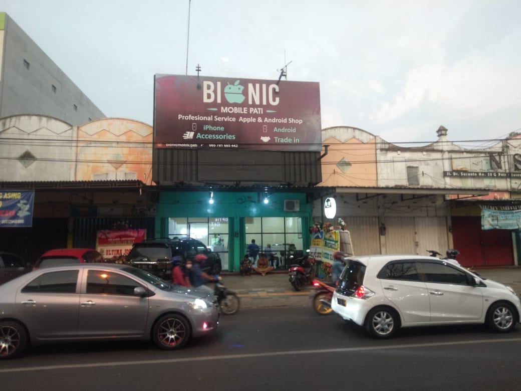 Hadir di Kota Bumi Mina Tani, Bionic Mobile Pati melayani Trade In iPhone, Baru & Seken