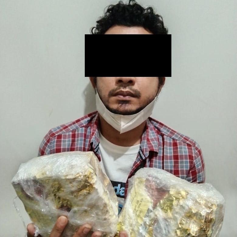 Ditresnarkoba Polda Kepri berhasil Amankan Dua Orang Pemilik Narkotika jenis Sabu