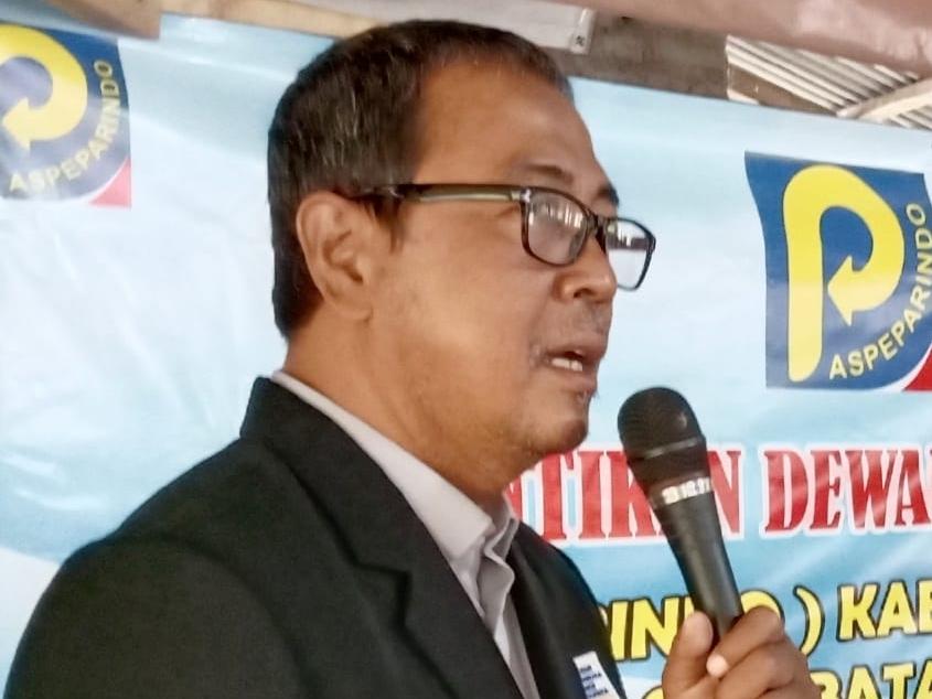Ketua FKPRM, Agung Santoso: Birokrasi harus Paham tentang Kemerdekaan Pers