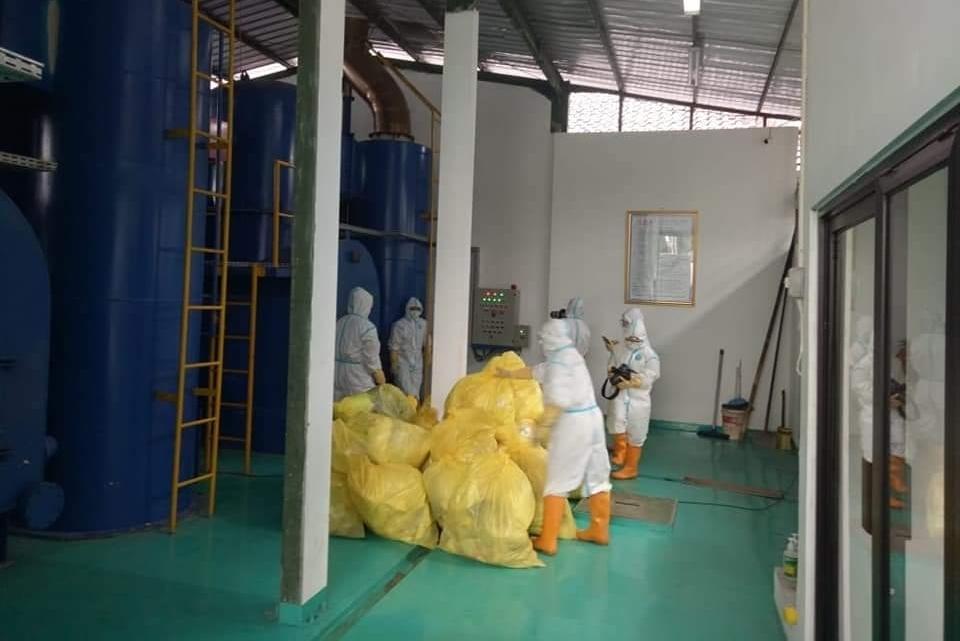 Kesdam IV/Diponegoro Beraksi Atasi Limbah Alkes Pandemi di RST Bakti Wira Tamtama
