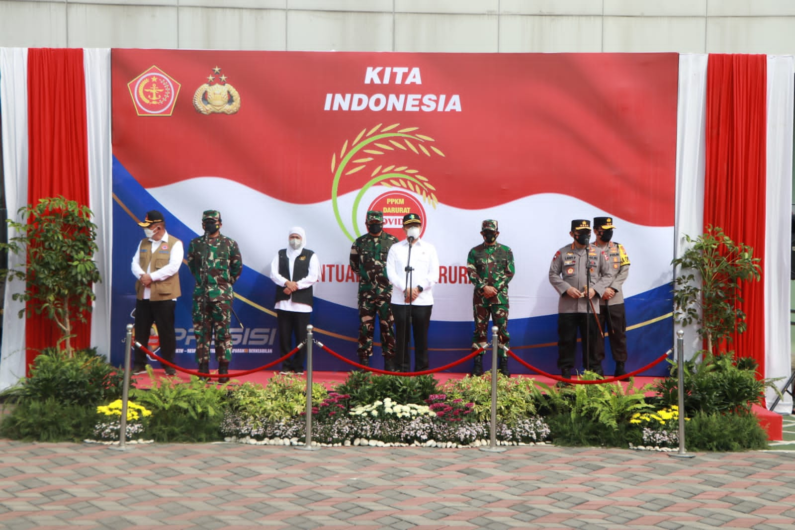 2.500 Ton Beras dan 70.000 Paket Sembako, Siap Didistribusikan ke Seluruh Indonesia