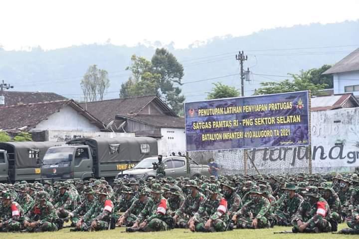 Pangdam IV/Diponegoro: Keberhasilan, Hanyalah Bagi Prajurit yang Terlatih