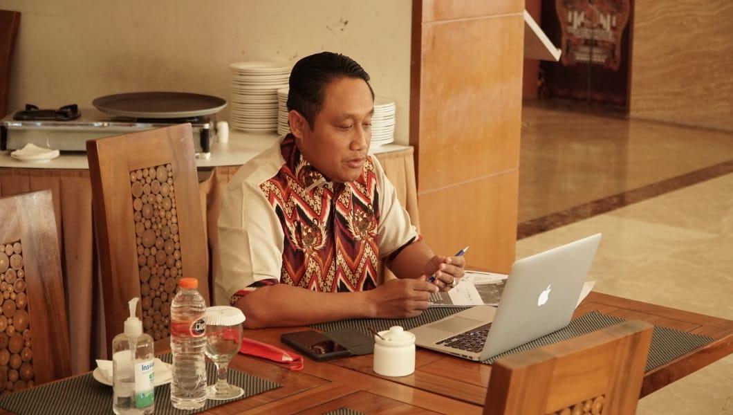 Silaturahmi Merangkai Pati Bidang Sosial, Safin:Kemajuan Desa butuh Kreativitas Pemuda
